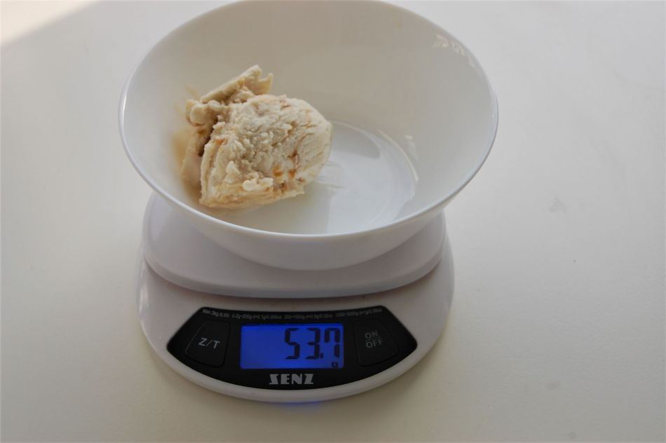 skyr is porsjon 53 gram
