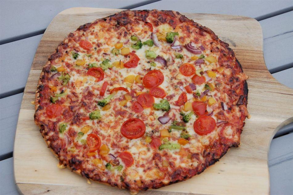 Mandagspizza ute