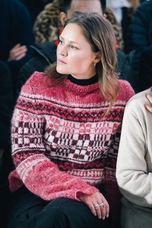 Oppskrift: Strikk genser fra Holzweiler x Skappel MinMote
